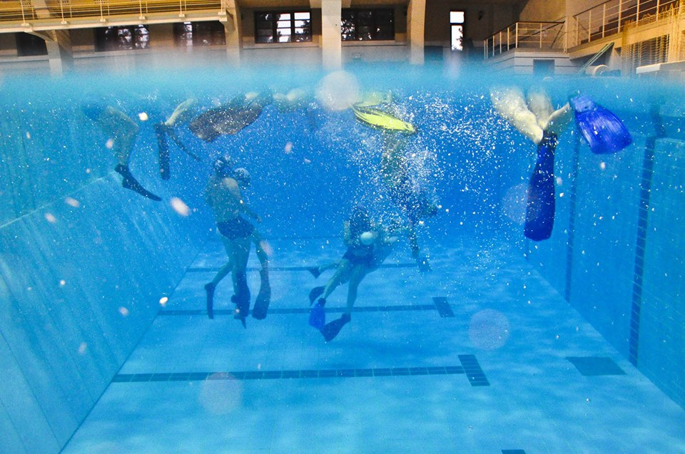 Budapest Underwater Rugby Cup 2015